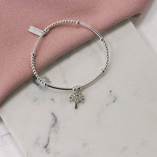 Cute Mini Heart Tree of Life Bracelet