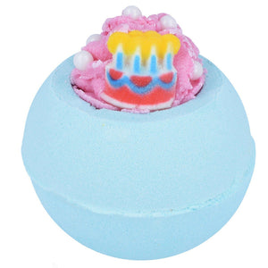 Happy Bath Day Bath Blaster Bomb Cosmetics Cake