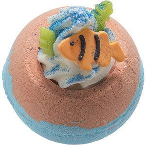 Just Keep Swimming Bath Blaster Bomb Cosmetics Oceanic