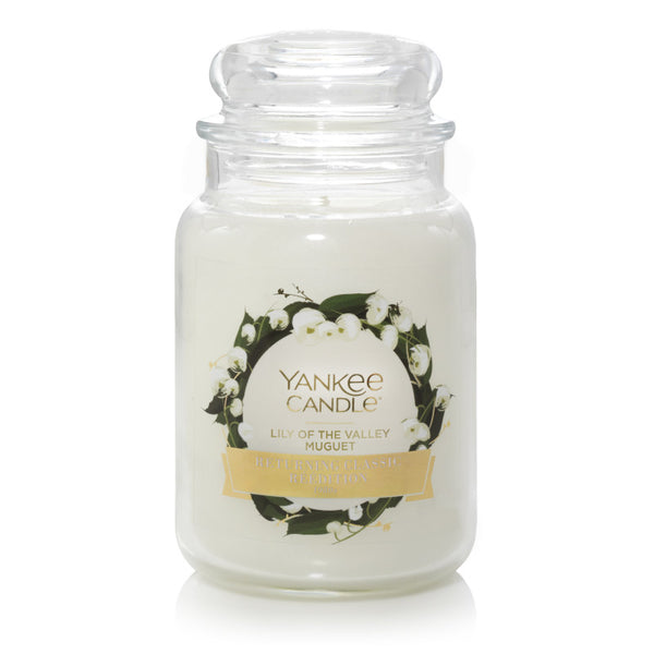 Lily Of The Valley Large Jar Yankee Candle