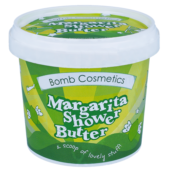 Margarita Cleansing Shower Butter Bomb Cosmetics