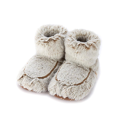 Marshmallow Beige Warmies Boots