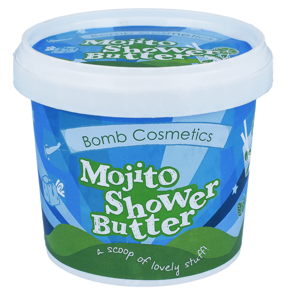 Mojito Shower Butter Bomb Cosmetics