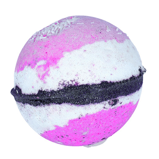 Neopolitan Nights Watercolours Bath Blaster Bomb Cosmetics