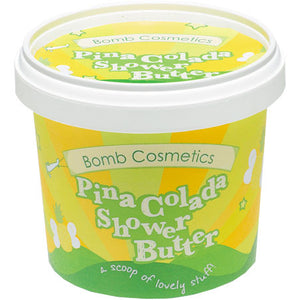 Pina Colada Shower Butter Bomb Cosmetics