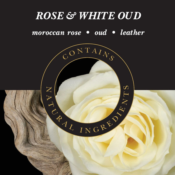Rose & White Oud