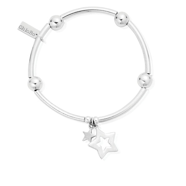 Noodle Ball Double Star Bracelet