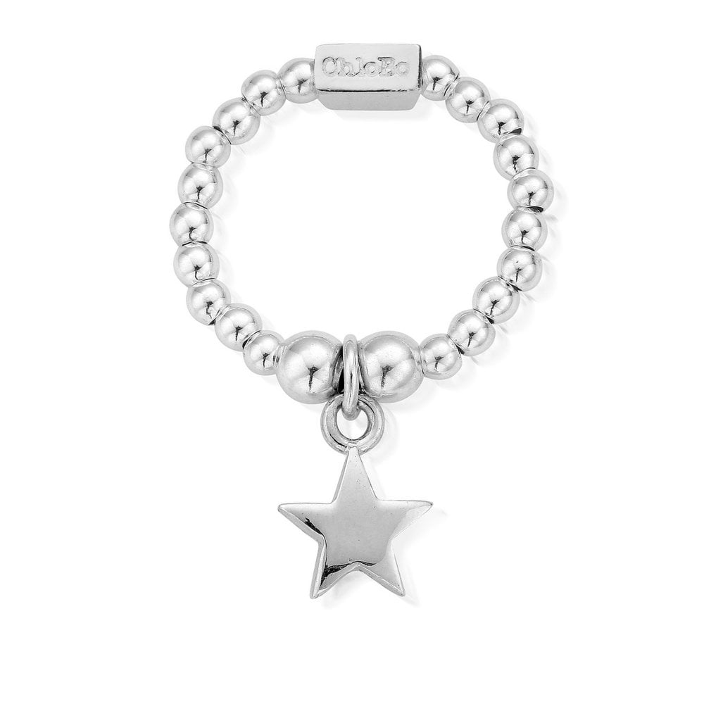 Mini Star Ring Small