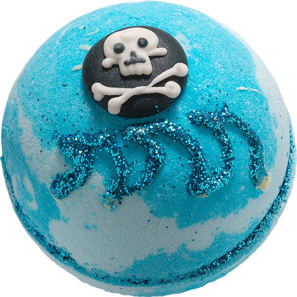 Shiver Me Timbers Pirate Bath Bomb for boys Bomb Cosmetics