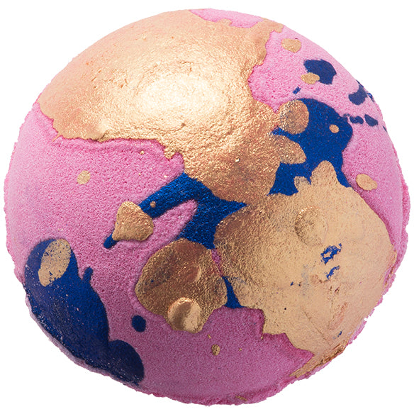 Sparkle and Shine Sleepy Bath Blaster Bomb Cosmetics