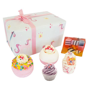 Sprinkle of Magic Unicorn and Fairies Bath Bombs & Soaps Gift Set by Bomb Cosmetics
