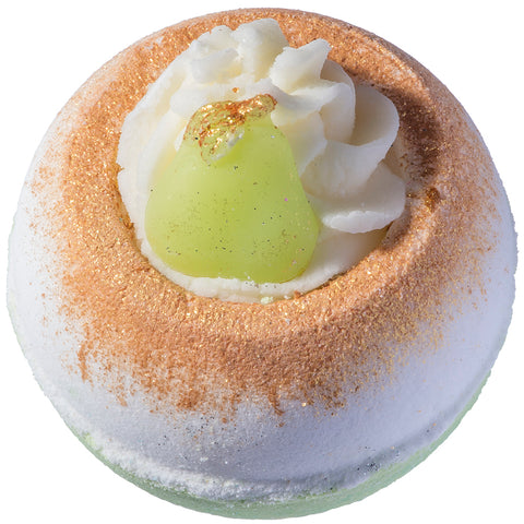 The PEarfect Pear Bath Blaster Bomb Cosmetics