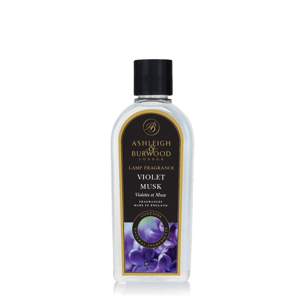 Violet Musk Ashleigh & Burwood Lamp Fragrance