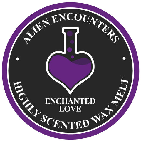 Alien Encounters 40g Soy Wax Melt Enchanted Love