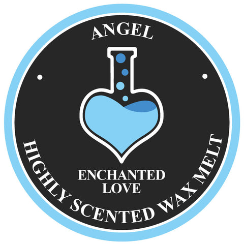 Angel Soy Wax Melt Enchanted Love