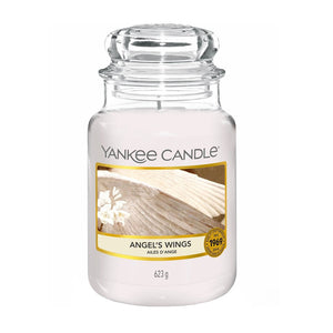 Angel's Wings, Large Jar, Yankee Candle