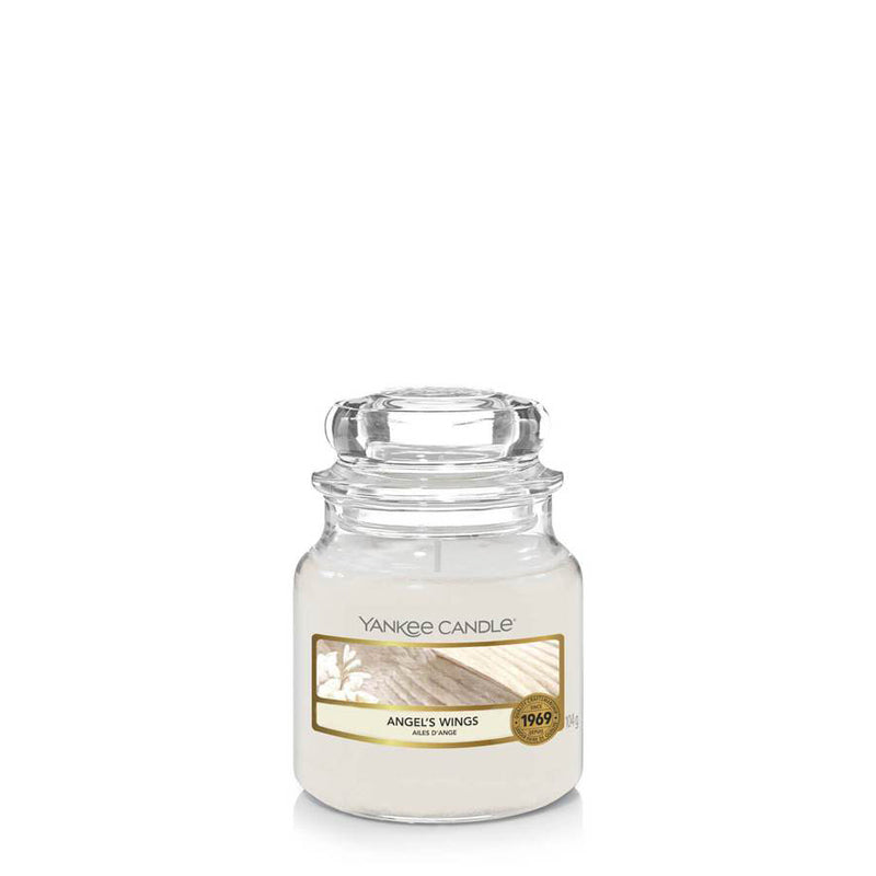 Angel's Wings, Small Jar, Yankee Candle