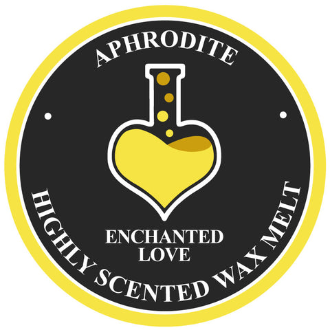 Aphrodite Soy Wax Melt Enchanted Love