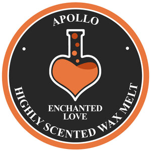 Apollo Enchanted Love Soy Wax Melt