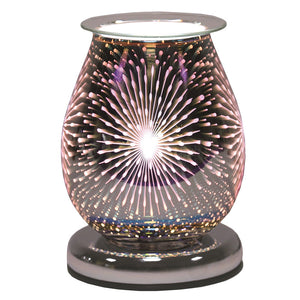 Fountain 3D Oval Aromatize Wax Melt Burner Electric