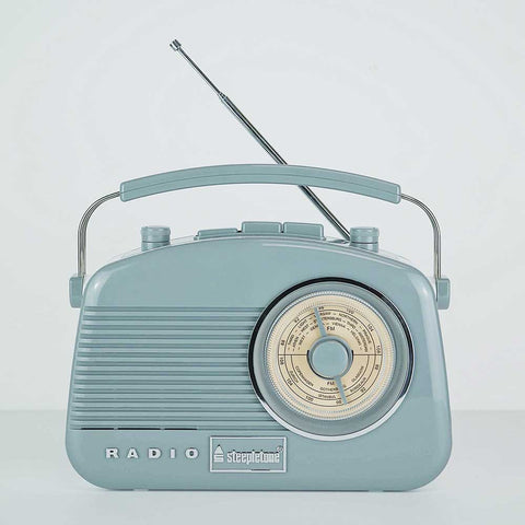 Baby Brighton Bluetooth Retro Radio Steepletone