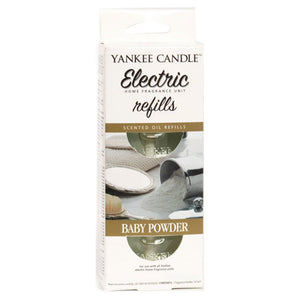 Baby Powder Yankee Candle Scent Plug Twin Pack