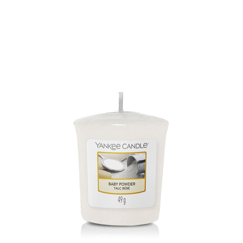 Baby Powder | Yankee Candle Votives