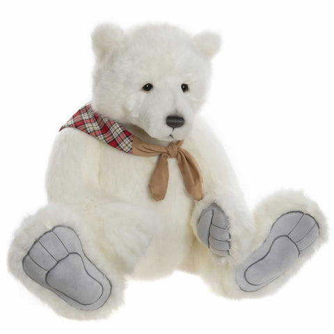 Barret Polar Bear Charlie Bears