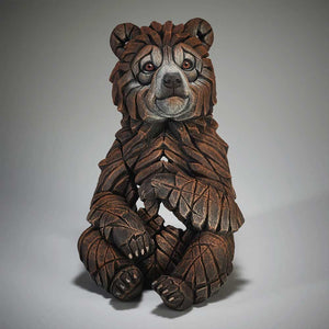 Bear Cub Edge Sculpture