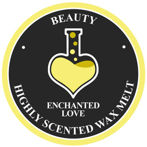Beauty Enchanted Love Soy Wax Melt