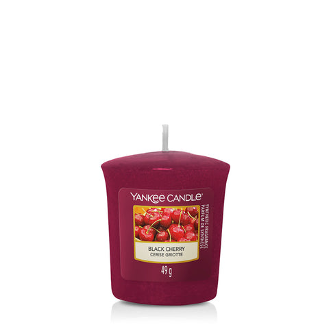 Black Cherry | Yankee Candle Votives