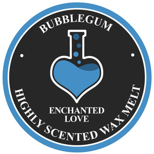 Bubblegum Enchanted Love Soy Wax Melt