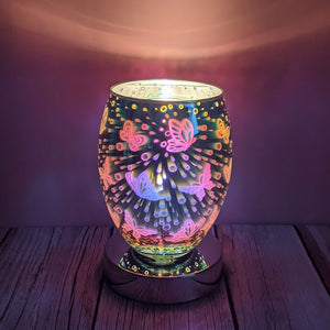 Butterflies 3D Electric wax Melt Burner
