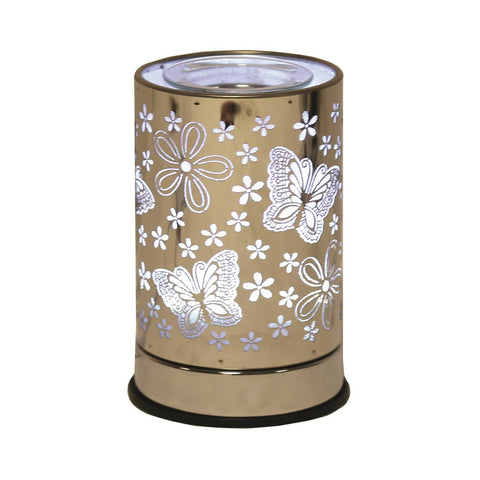 Butterfly Cylinder Electric Wax Melt Burner