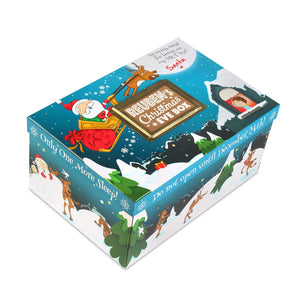 Boys Christmas Eve Box Blue