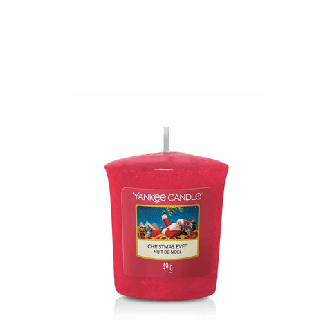 Christmas Eve Yankee Votive