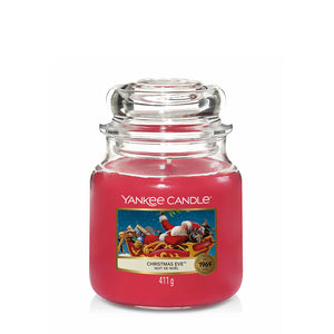 Christmas Eve Medium Jar Yankee Candle