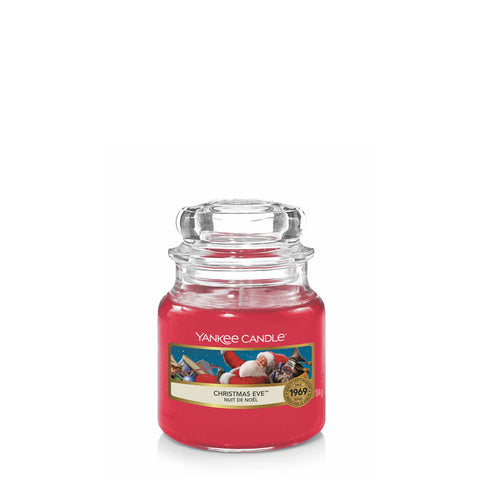 Christmas Eve Small Jar Yankee Candle