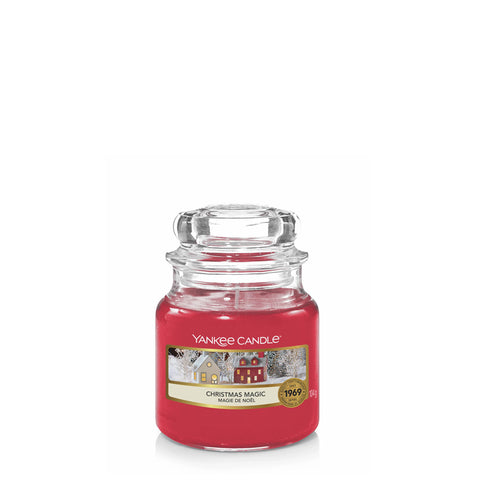Christmas Magic Small Jar Yankee Candle