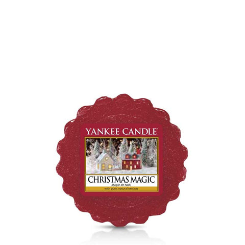 Christmas Magic Yankee Wax Melt