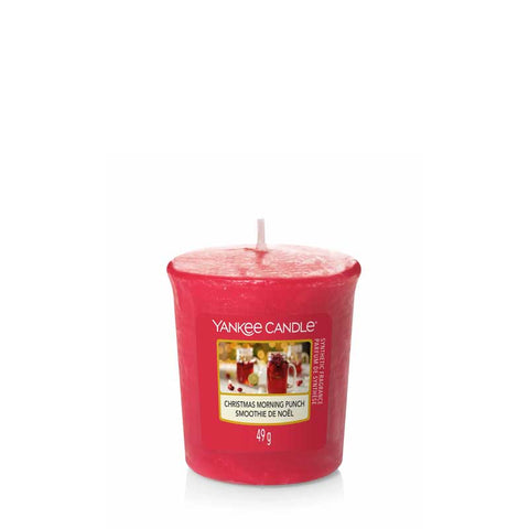 Christmas Morning Punch Votive Yankee
