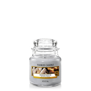 Crackling Woodfire Small Jar