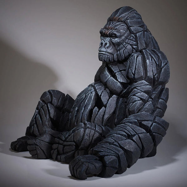 Gorilla Figure Edge Sculpture