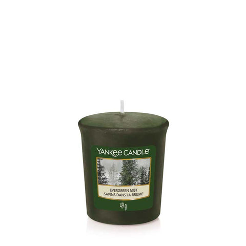 Evergreen Mist Yankee Votive