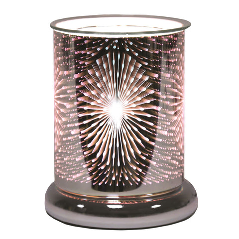 Fountain 3D Cylinder Electric Wax Melt Warmer