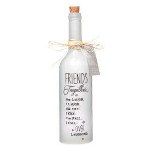 Friends Together Starlight LED Bottle