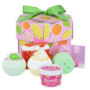 Fruit Basket Fruity Bath Body Gift Set