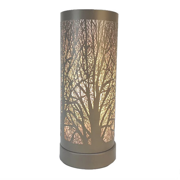 Grey Tree Aroma Touch Lamp