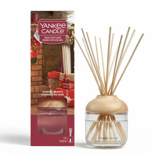 Holiday Hearth Yankee Candle Reed Diffuser