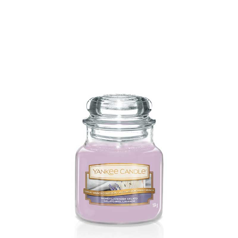 Honey Lavender Gelato Yankee Candle Small Jar